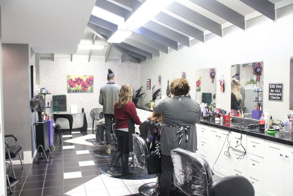 hair salon and stylists | beauty academy in Marietta, OH | Preston's Beauty Academy