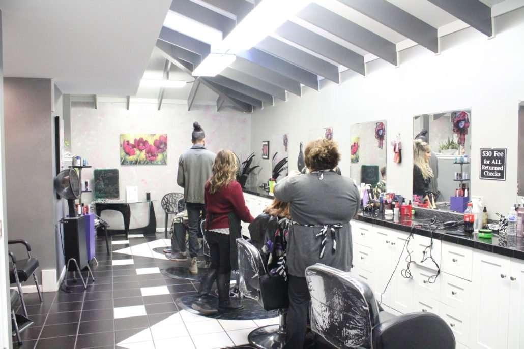 hair salon and stylists | beauty academy in Marietta, OH | Preston's Beauty Academy