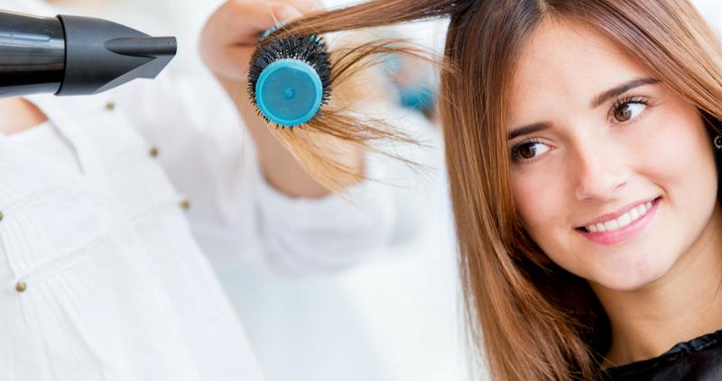 hair styling | hair salon in Marietta, OH | Preston's Beauty Academy
