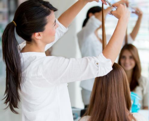 women's hair cut | hair salon in Marietta, OH | Preston's Beauty Academy