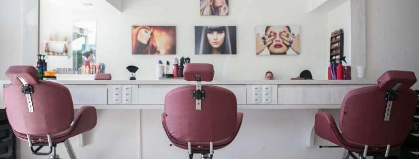 Empty Salon | Preston's Beauty Academy